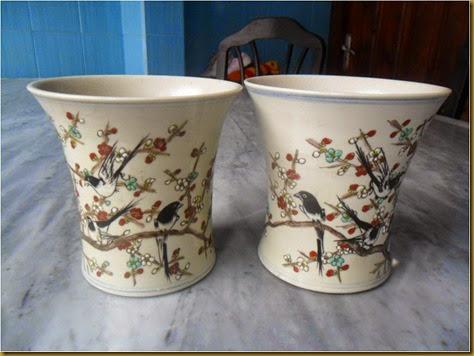 Barang antik Vas keramik