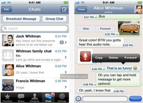 Que hacer con la seguridad en Whatsapp