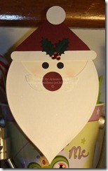 Christmas Santa 2012