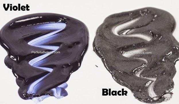 tatiana lobo loiro platinado violet black