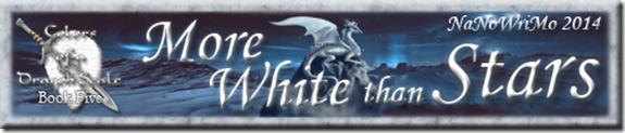 More White than Stars Signature