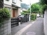 Zushi streets