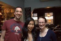 Gerrod, Victoria and Kristy