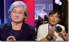 Rosy Bindi e Deborah Serracchiani
