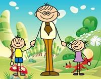 000 - dibujos dia del padre color, jugarycolorear (10)