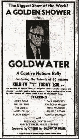 Captive Nations Rally Ad