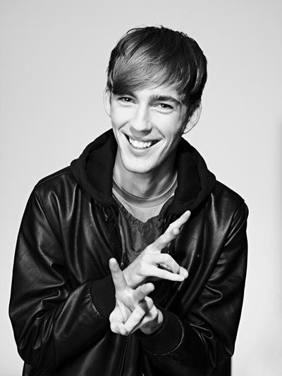 Milo Spijkers @ D1/NY Models by David Adams for Wonderland.  Styled by Francesca Prudente, December 2011