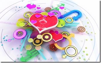 love_3d_design_wallpaper ziua indragostitilor