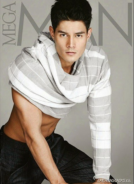 Daniel Matsunaga for Mega Man Magazine October 2014 (3)