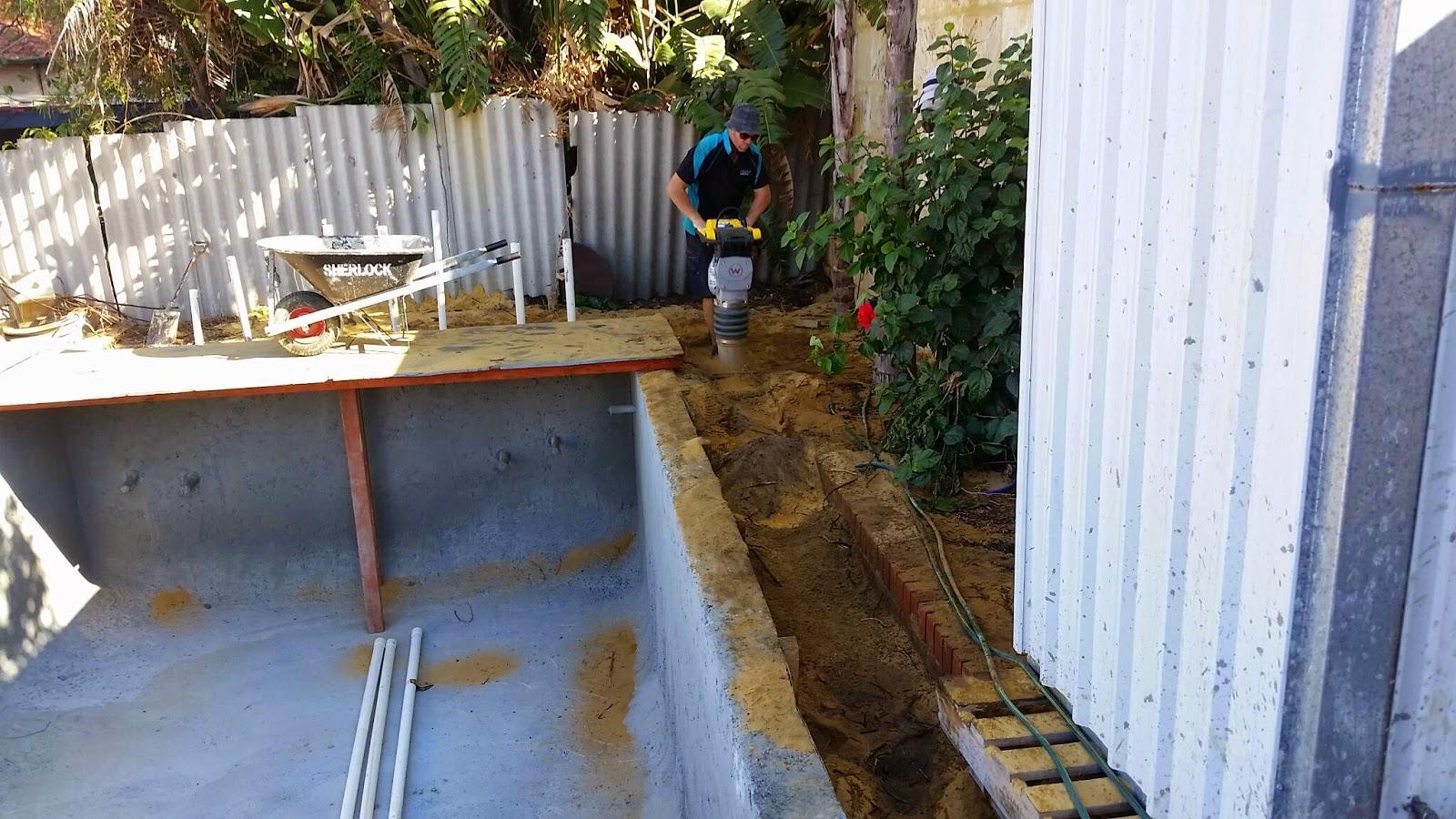 Concrete pools perth march 2015 for Pool show 2015 perth