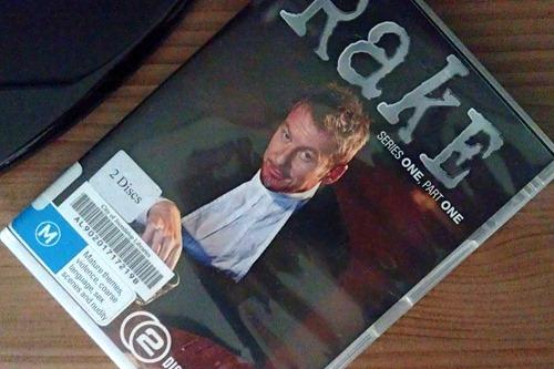 DVD Rake