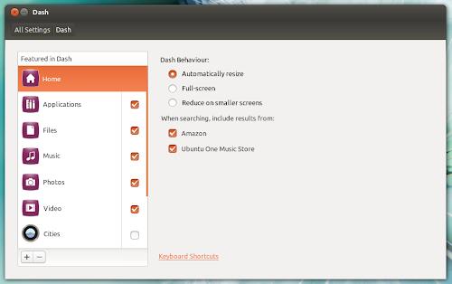Ubuntu 12.10 e il Lens Shopping, arriva la possibilità di disattivarlo