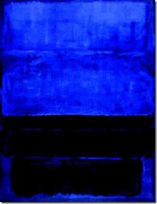 rothko-blue