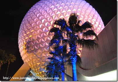 10 Epcot Spaceship Earth