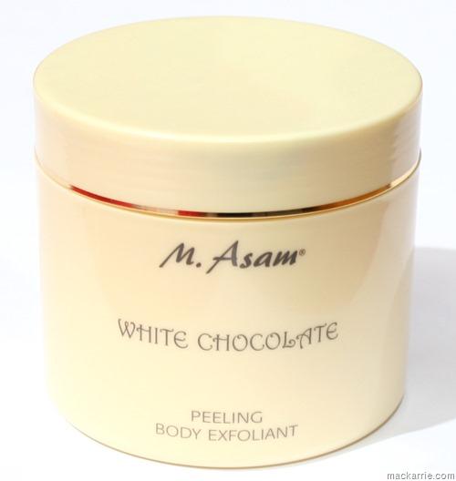 WhiteChocolatePeelingMAsam