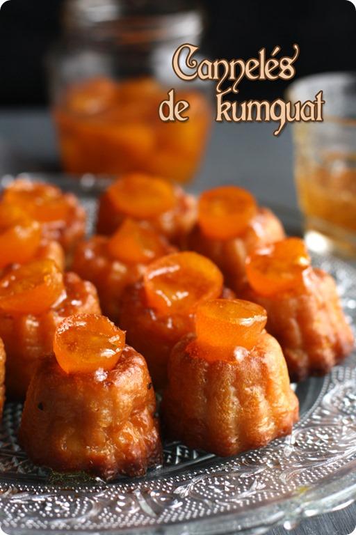 canneles-de-kumquat