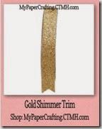 gold shimmer trim-200