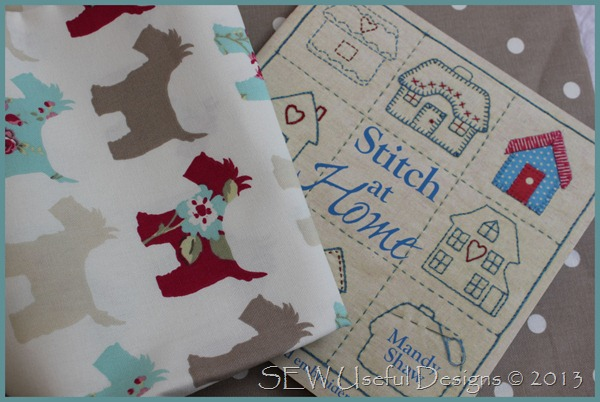 Stitch at home book