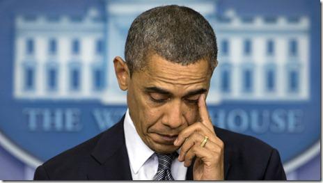 APTOPIX Obama Connecticut School Shooting