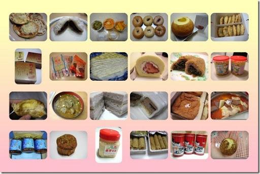 團購美食總圖表