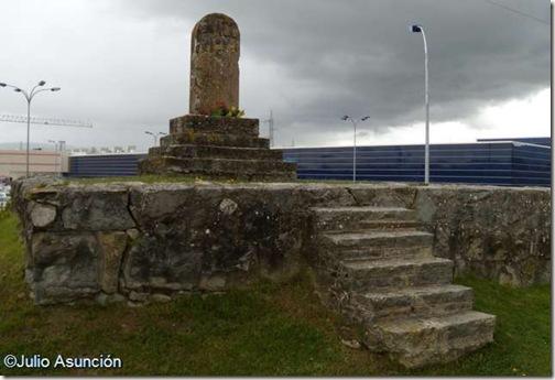 Monumento a las fusilados de la Guerra de la Independencia - Cordovilla