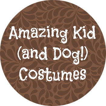 Amazing Kid (and Dog!) Costumes