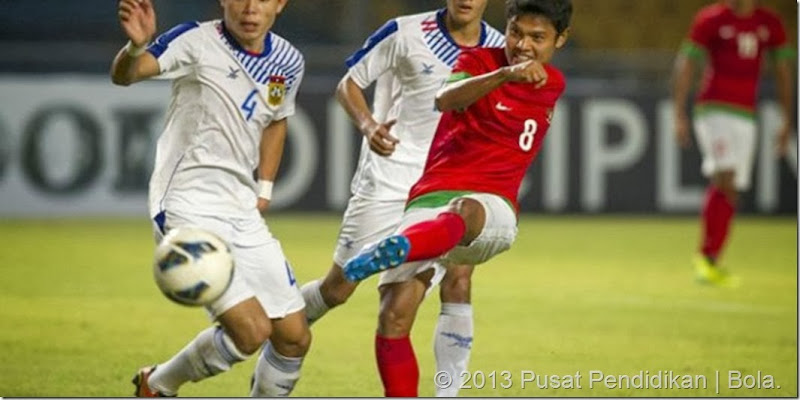 Predikasi Indonesia Vs Thailand Sea Games 2013