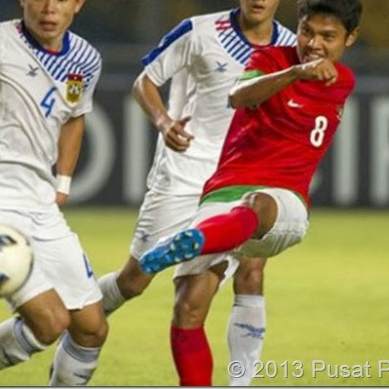Prediksi Pertandingan Indonesia Vs Thailand Sea Games 2013