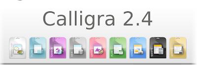 Calligra Suite 2.4