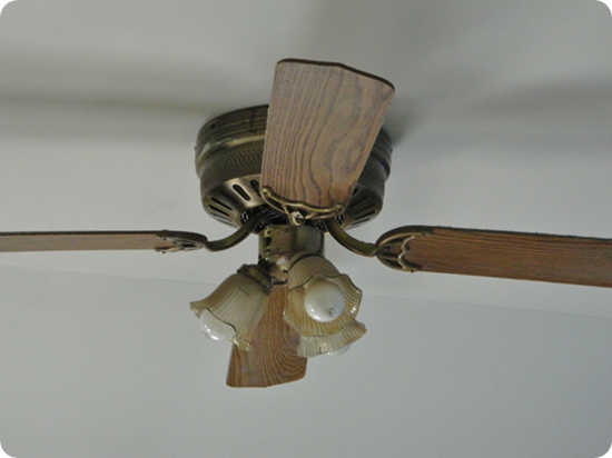 this is just plain ugly no ifs ands or buts ceiling fans ugly
