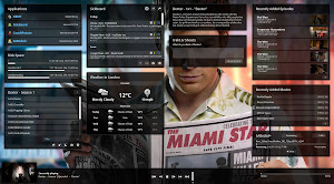Maraschino XBMC Media Player
