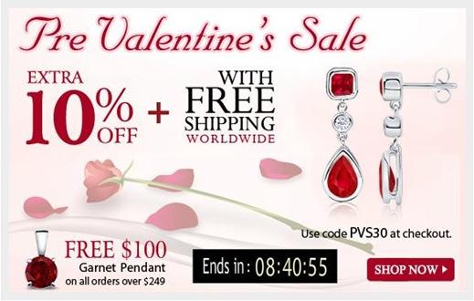 Angara Jewelry Offer
