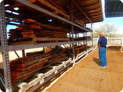Mesquite Sawmill