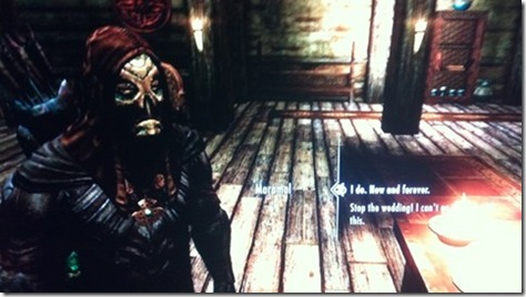 skyrim marriage 06 i do