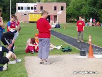 2006. Sportdag Met medewerking van De atletiekclub Ommen wordt het altijd weer een sportief succes (1)
