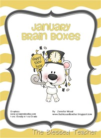 January Brain Boxes