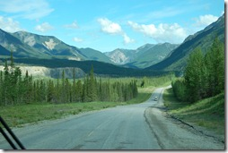 Muncho Lake to Watson Lake