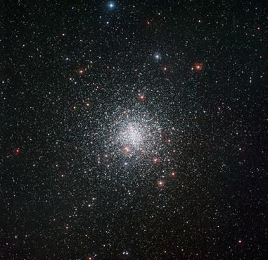 aglomerado estelar globular M4