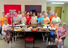 Rainbow Plantation Quilters 2012
