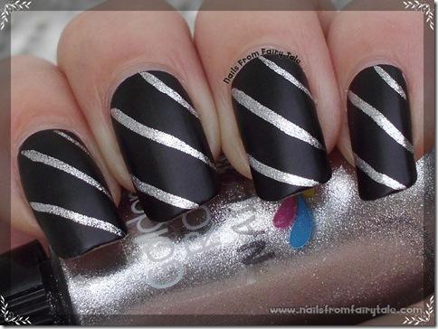 silver-black-nails