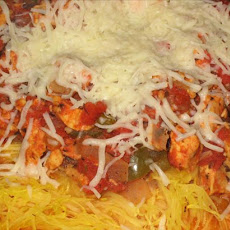 Crock Pot Chicken Pizza