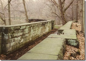 Only remaining Erie Extension Canal Lock in Sharpsville PA