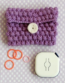 Knitters pouch