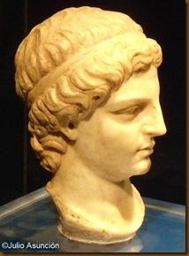 La  Dama de Calahorra - Minerva - Museo de la Romanización - Calahorra