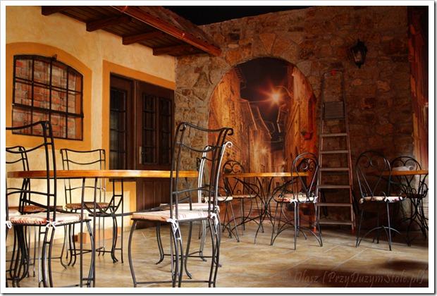 """Restauracja """"Gusto Italiano"""" w Świdnicy"""