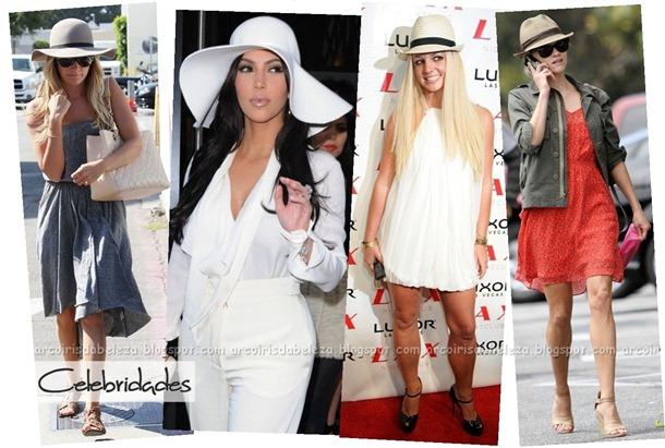 chapéu celebrits 1