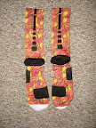 nike basketball elite lebron socks china 1 04 Matching Nike Basketball Elite Socks for LeBron 9 Miami Vice