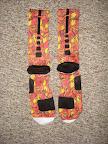 nike basketball elite lebron socks china 1 04 Matching Nike Basketball Elite Socks for LeBron 9 Miami Vice