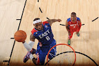 lebron james nba 130217 all star houston 72 game 2013 NBA All Star: LeBron Sets 3 pointer Mark, but West Wins