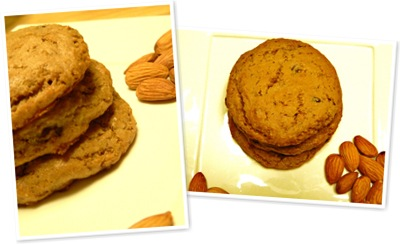 View Chocolate Chip Cookies with Almond Butter